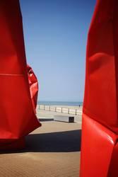 Kunst am Meer