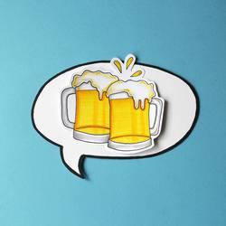 Bier her, Bier her...
