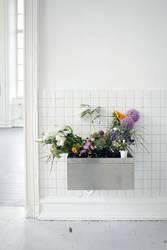Becken-Blumenkasten
