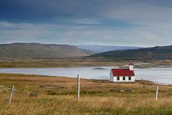 Einsame Westfjorde