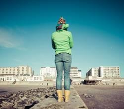 The Girl from Beton Beach
