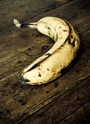 Die Banane an und für sich