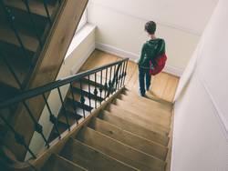 2,5 Treppen