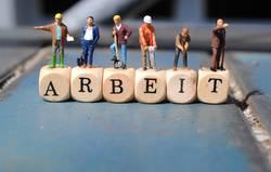 Miniaturfiguren - BauARBEITer