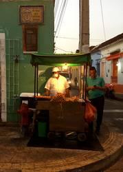 Streetfood Kolumbien