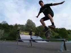 Skater @ Work 2