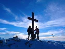 Gipfel am Untersberg