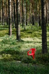 kein Männlein sitzt im Walde