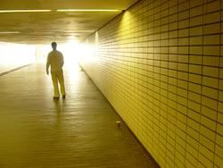 Licht in der Station