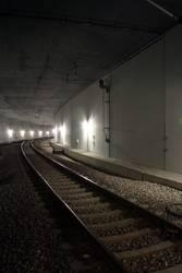 Tunnelgleise