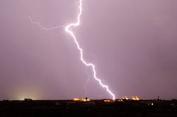 Arizona Monsoon Lightning 2012F