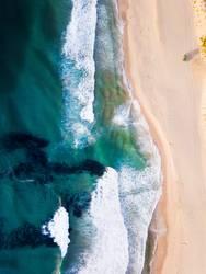 Beach Top Down