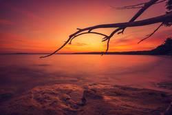 Traum Sonnenaufgang
