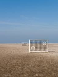 Strandfußball, Borkum
