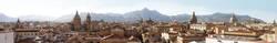 Über den Dächern von Palermo
