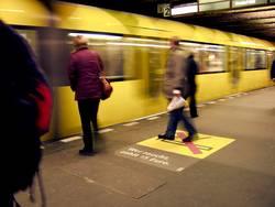 flotte Berliner U-Bahn
