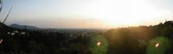 Freiburger Sonnenuntergang