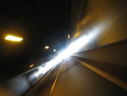 Am Ende Tunnels brennt ein Licht