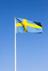 Schwedische Fahne