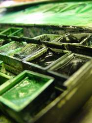 grüner kasten