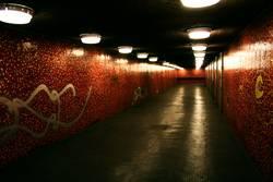 Licht im Ende des Tunnels