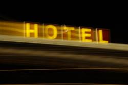 Hotel in motion