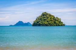 Krabi beach islands