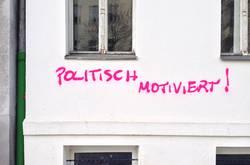 Politisch motiviert