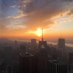 New York - Sunset V