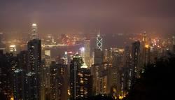 Victoria Peak - Skyline Hong Kong Island