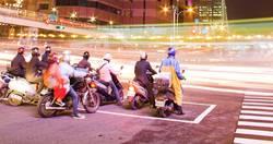 Rush Hour in Taipeh