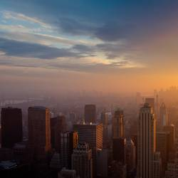 Sunset | Manhattan
