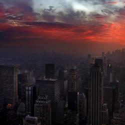 Gotham City - New York