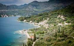 Im Süden von Kroatien