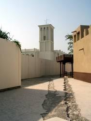 Dubai der alter Kern