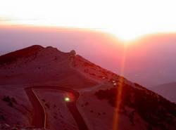 Mont Ventoux - un soir...
