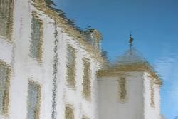 Schlossspiegelung