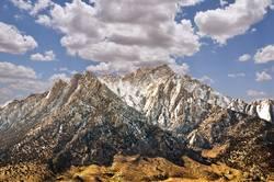 Sierras Spitze