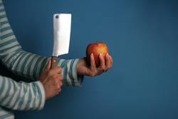 Apple basher