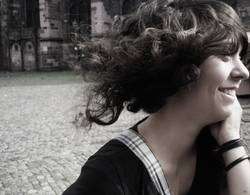 ein lächeln von ihr...