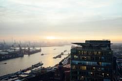 Hamburge Hafen