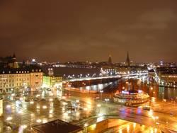 Northern Lights: Stockholm