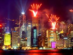 The Lights of Hong Kong II