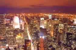 City Lights of New York II