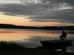 Geburtstag am Lisjön