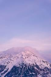 Söldenkogel im Schnee