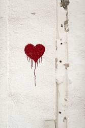 Valentinstag Vandalismus