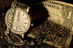 Zeit ist Geld