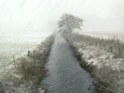 Winterabend im Norden