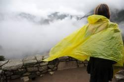 Noch mehr Regen am Machu Picchu